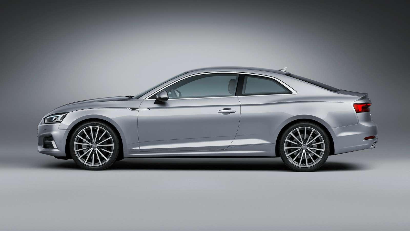Новый Audi A5не стал «ломать глаза»— фото 594570