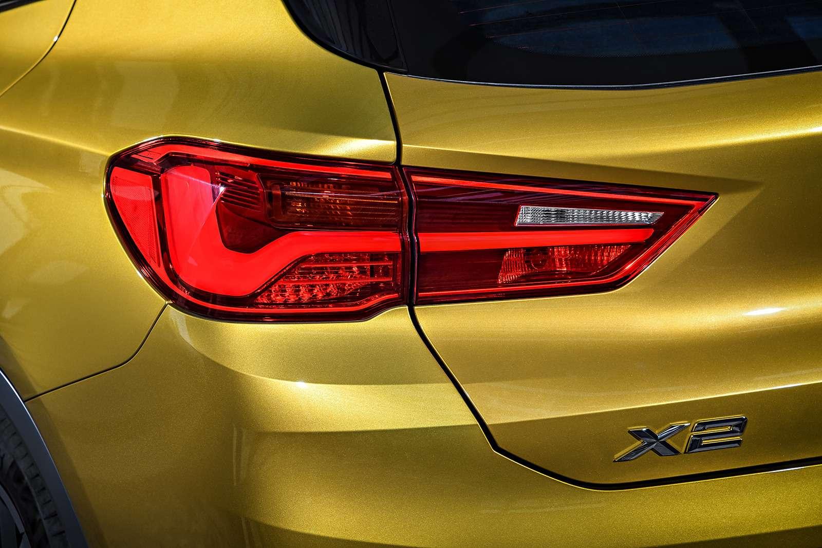 BMWрассекретила российские цены накроссовер X2— фото 809831