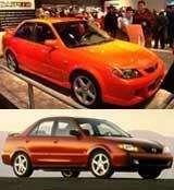 Mazda Protege выходит нарынок— фото 33376