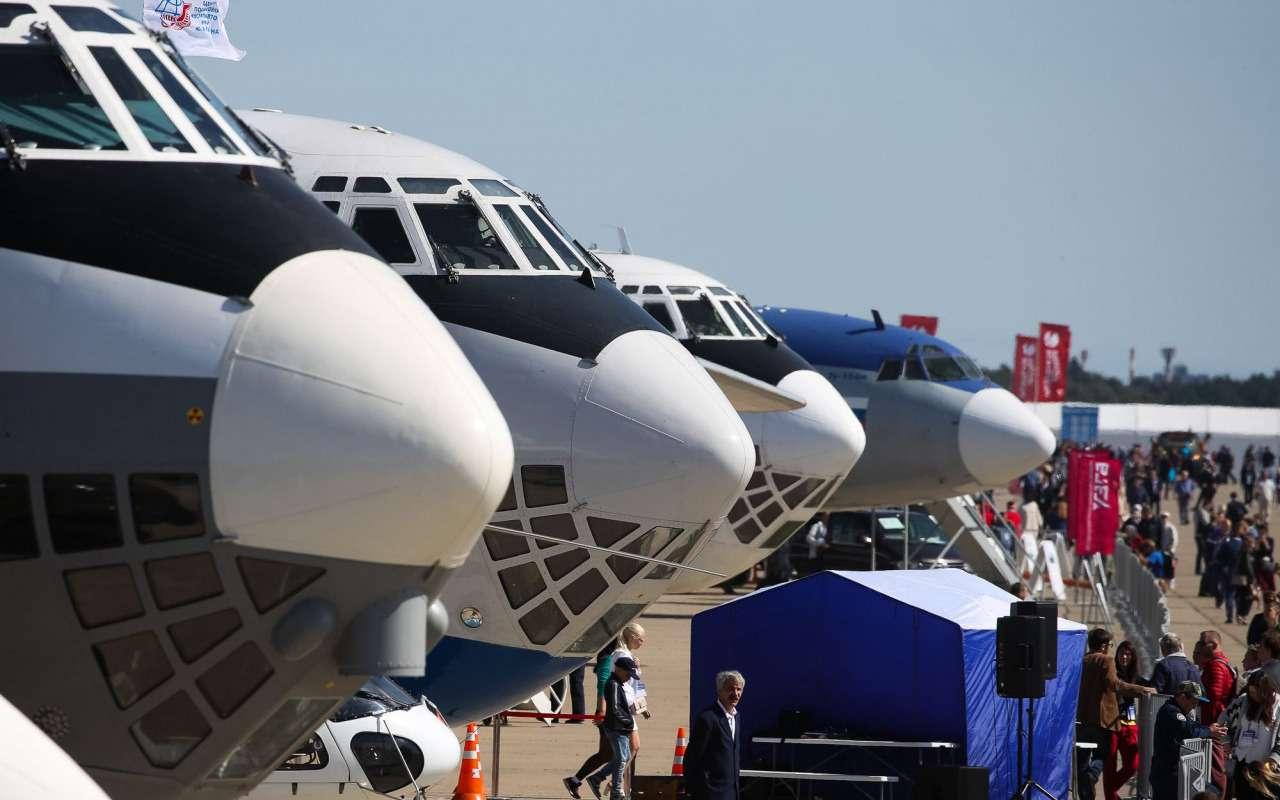 Авиационно-космический салон МАКС-2021: подробности побилетам, проезду, программе