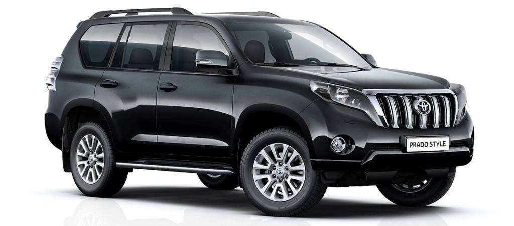 Toyota предложила Land Cruiser Prado встильной версии— фото 630856