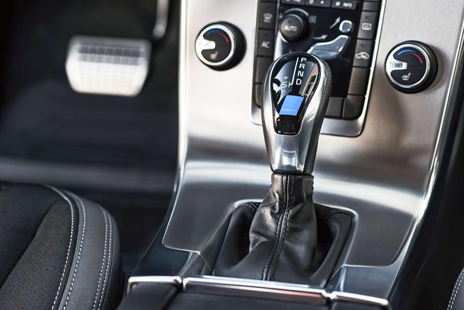 Volvo соспециями: дегустируем спортпакет Polestar— фото 586608