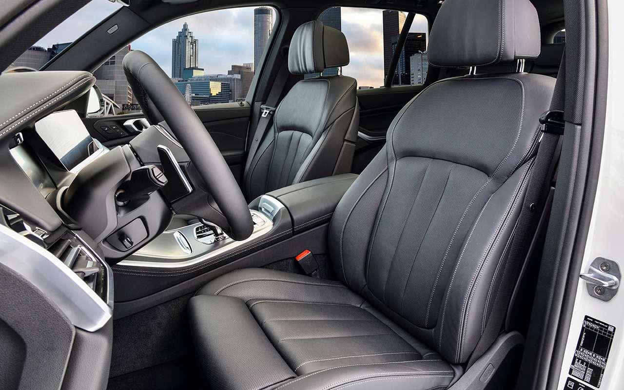 Новый BMW X5—  тест-драйв ввездеходных режимах— фото 912227