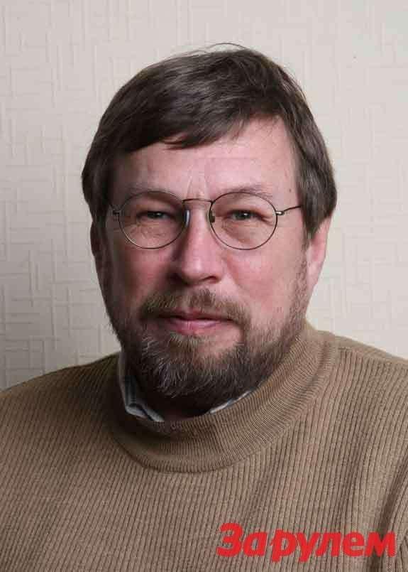 Евгений Борисенков, заведующий отделом авторынка ЗР