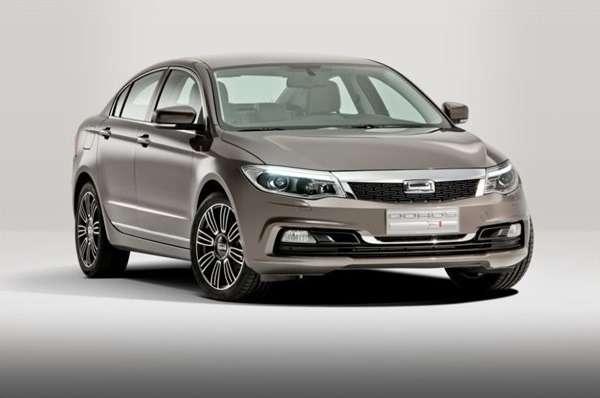 Китайский Qoros рассчитывает продавать 10% своих машин вЕвропе
