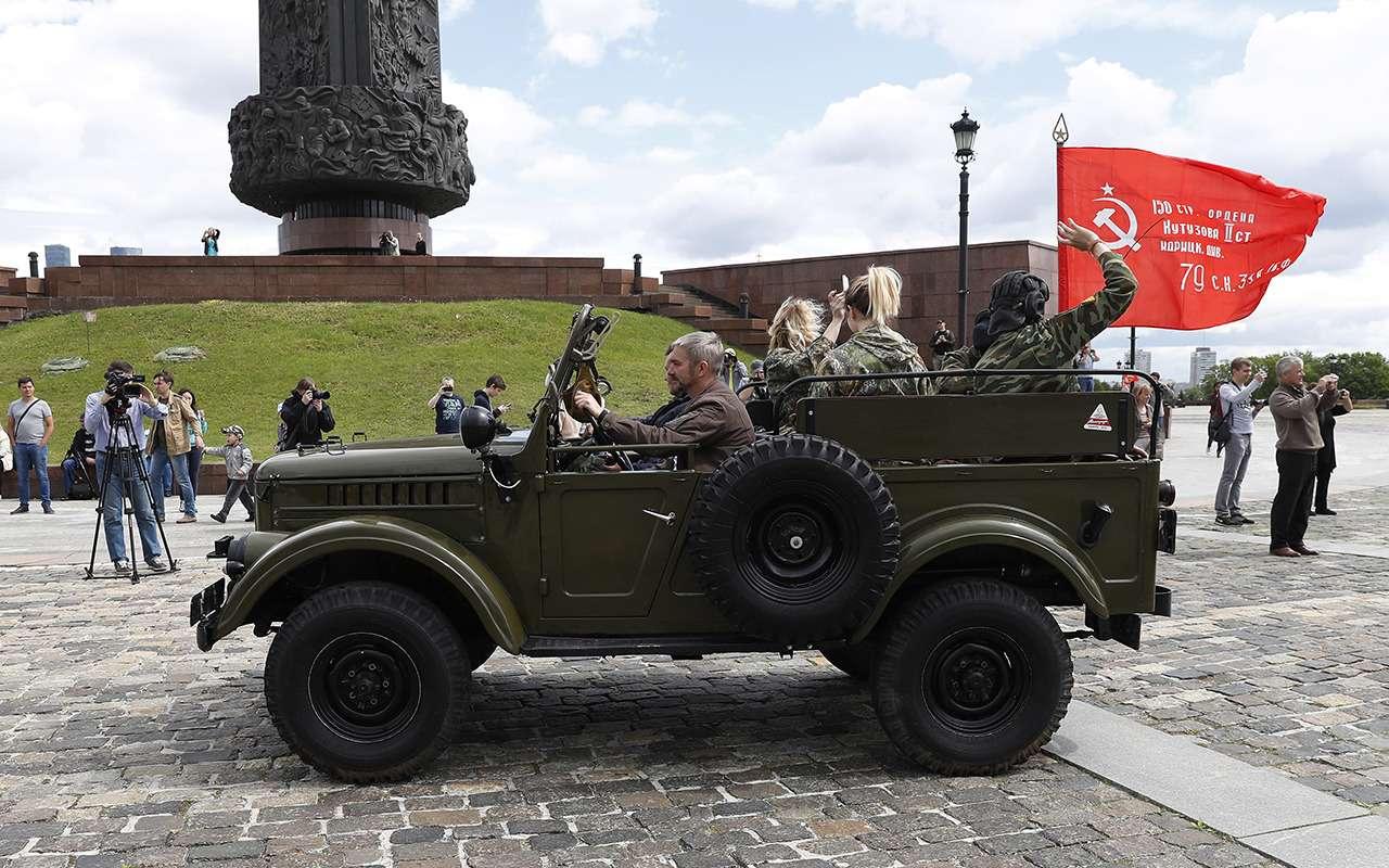 «Козел-труженик»: 11удивительных фактов оГАЗ-69— фото 1225227
