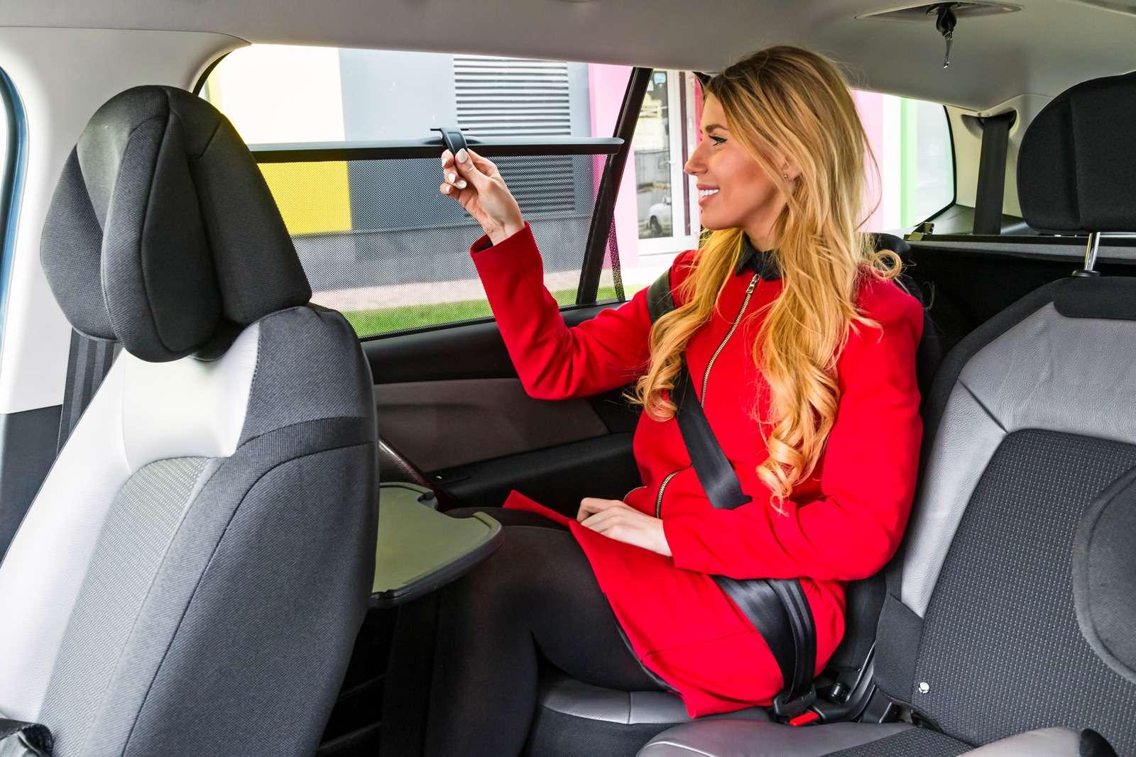 Изящество или практичность? Citroen Grand C4Picasso против VWCaddy Maxi— фото 599131