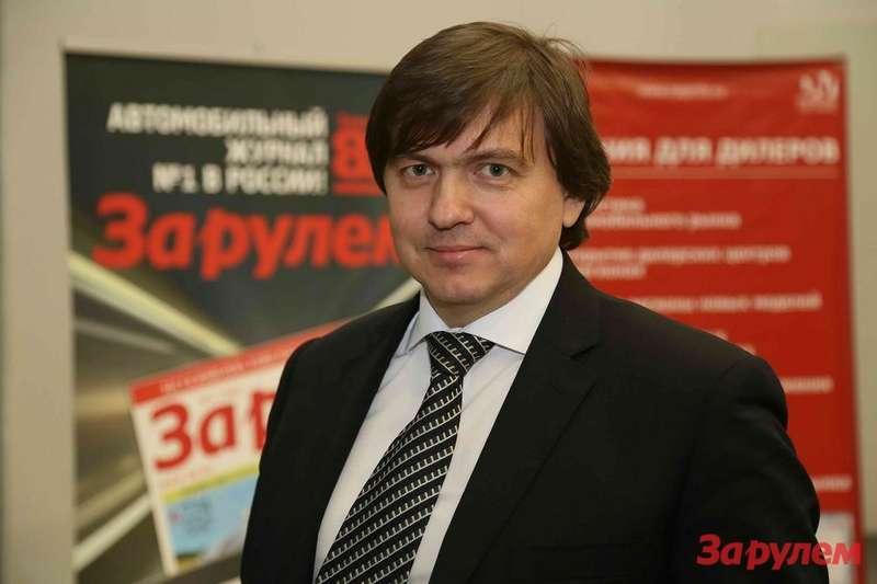 Андрей Петренко, президент РОАД