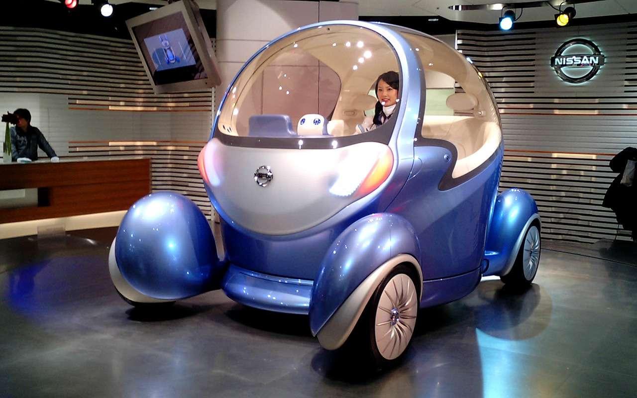 Pivo, Mini XXL, Maybach-рикша иеще 7удивительных концепткаров— фото 1120532