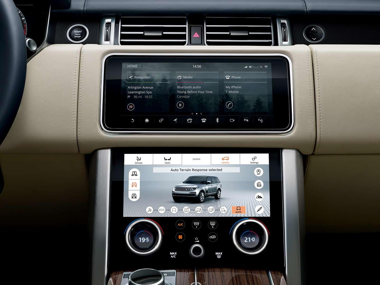 Обновленный Range Rover— ищем изменения слупой— фото 803904