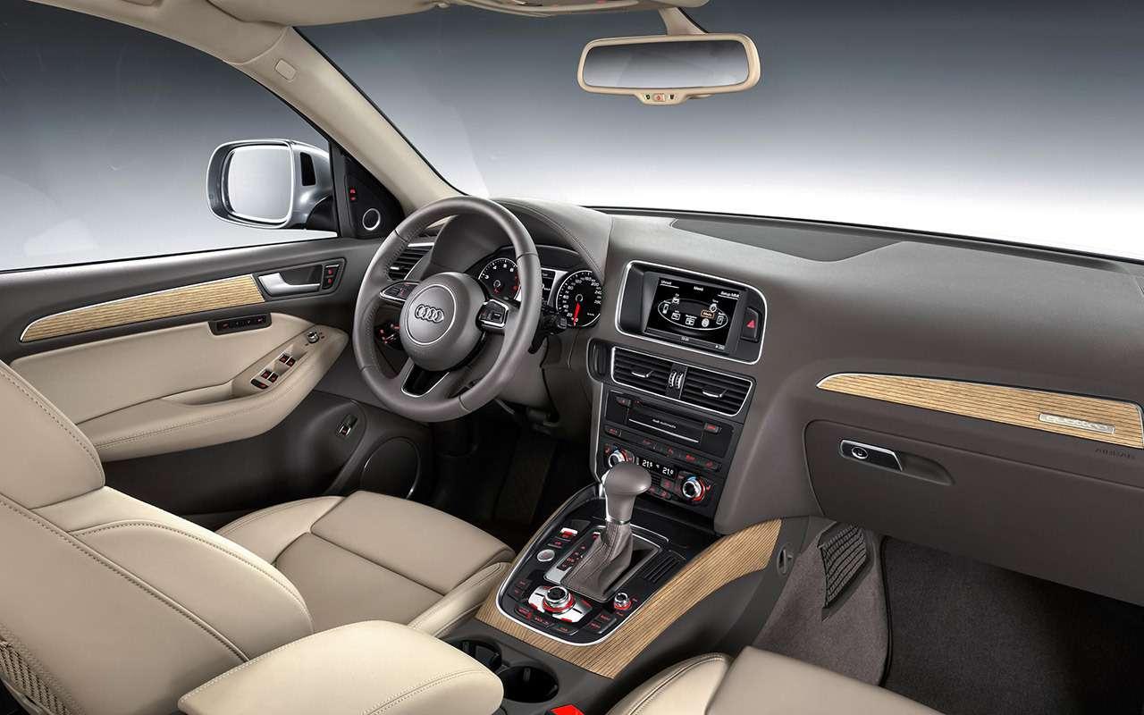 Audi Q5(2008-2017): все его проблемы— фото 1269524