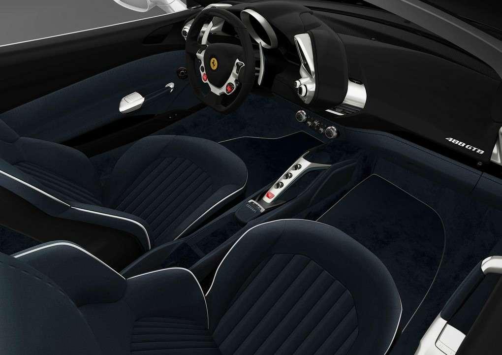История внарядах: Ferrari анонсировала 350 юбилейных моделей— фото 669209