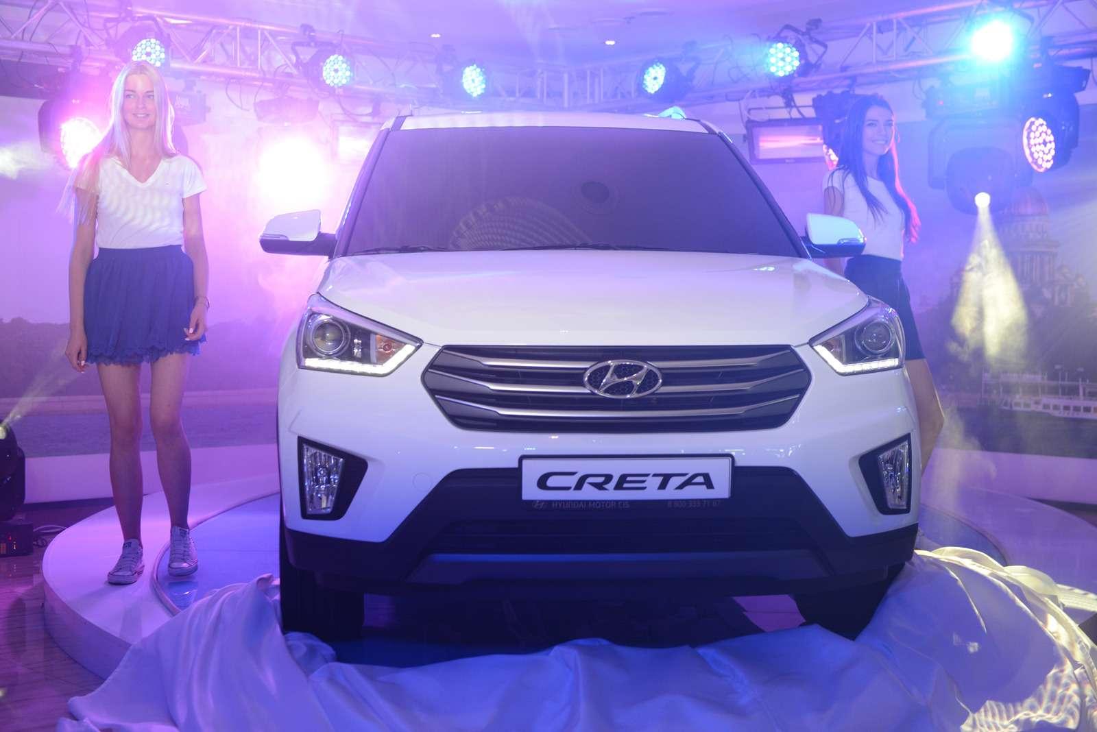 Hyundai рассекретила новый кроссовер Creta питерской сборки— фото 594242