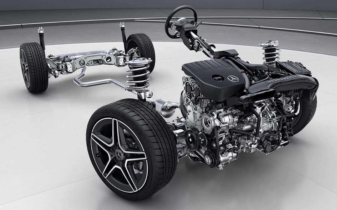 Новый Mercedes-Benz B‑класса: его научили угадывать настроение водителя— фото 939087