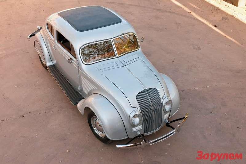 1934 DeSoto Airflow Coupe