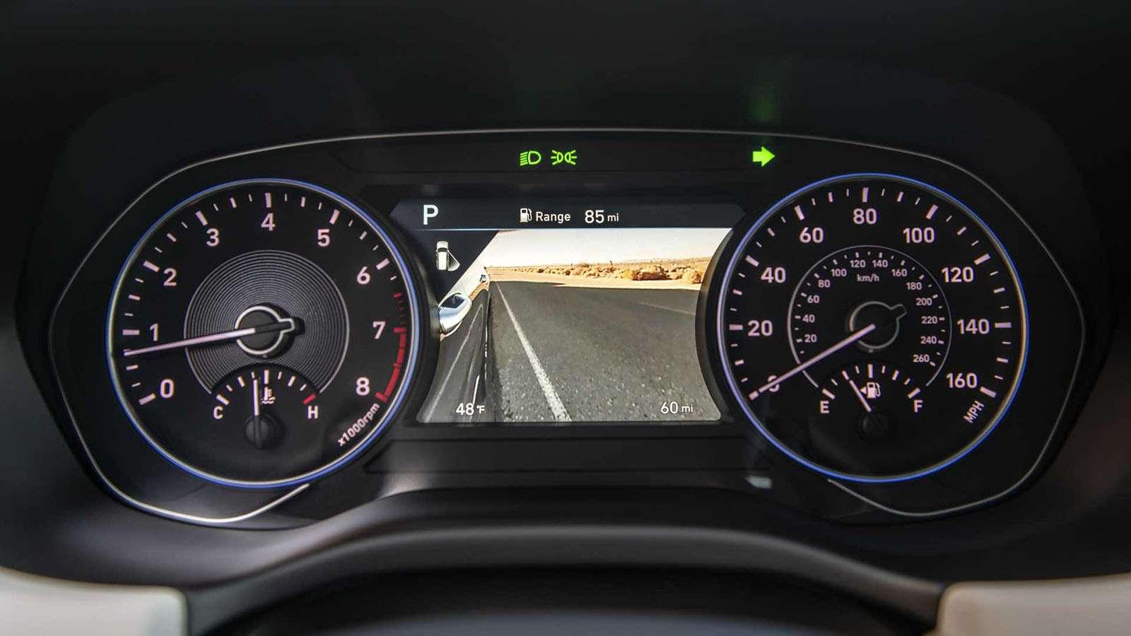 Hyundai показал свой огромный ироскошный внедорожник— фото 927210