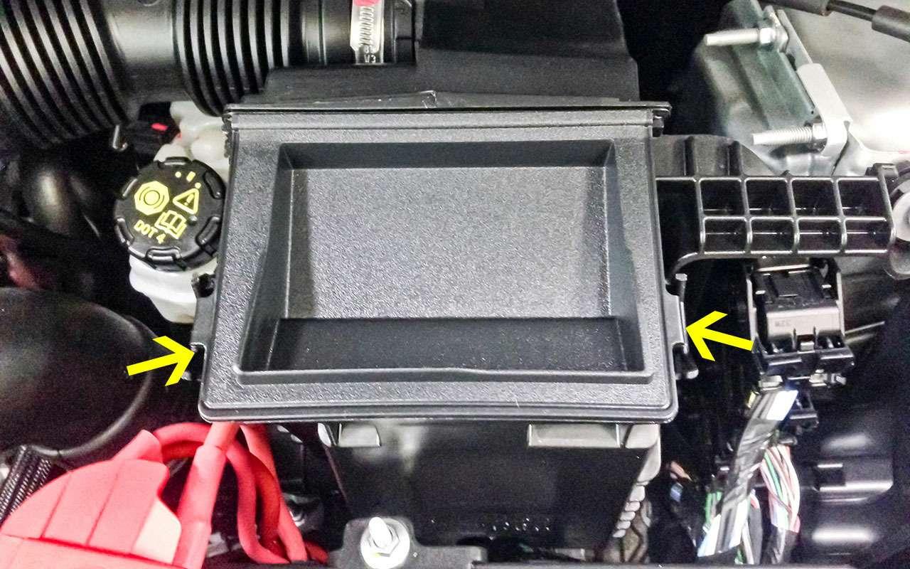 Renault Kaptur— тест-ремонт ЗР— фото 784383