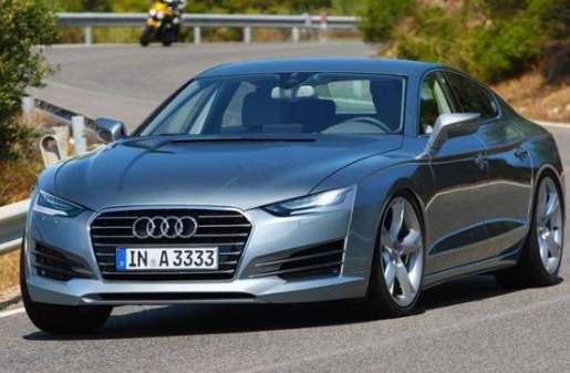Новый флагман Audi A9стартует в2014 году