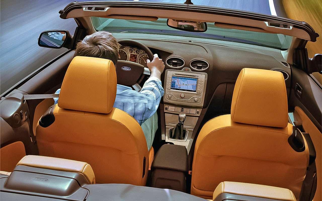 Особые приметы: 6типов водителей— определите свой— фото 784718