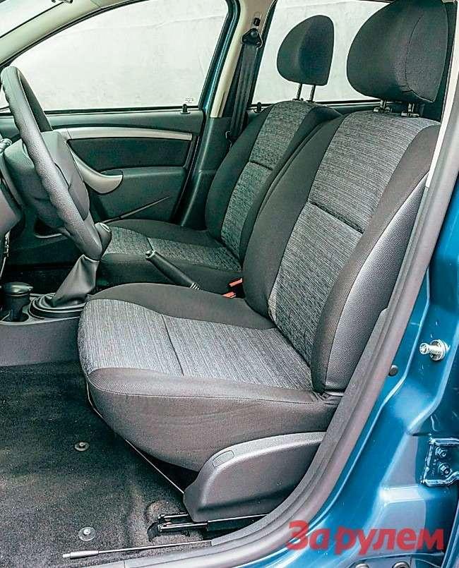 Renault Duster: цена привилегии— фото 258520