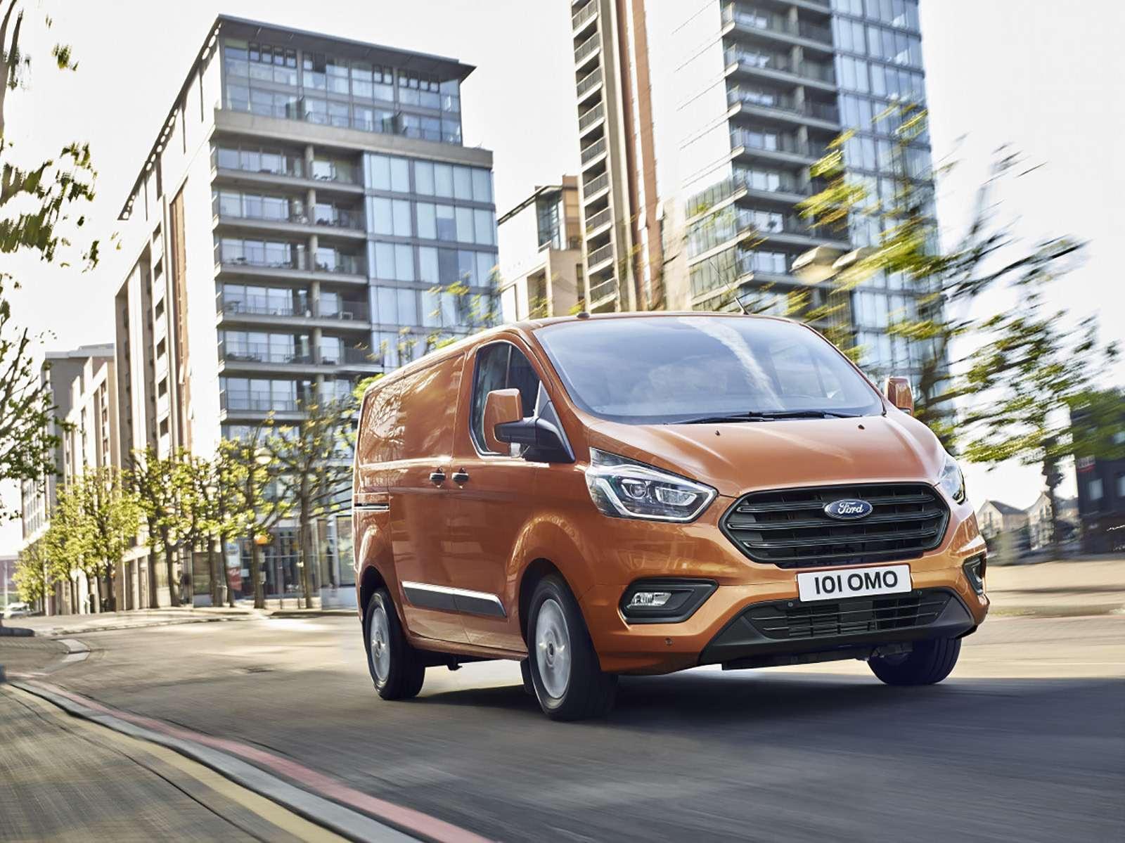 Ford показал обновленный «однотонник». Ждем вРоссии— фото 774381