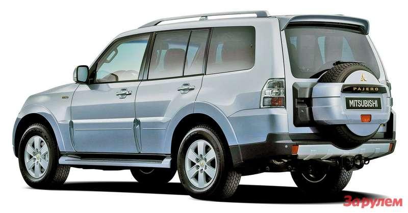 Mitsubishi Pajero IV