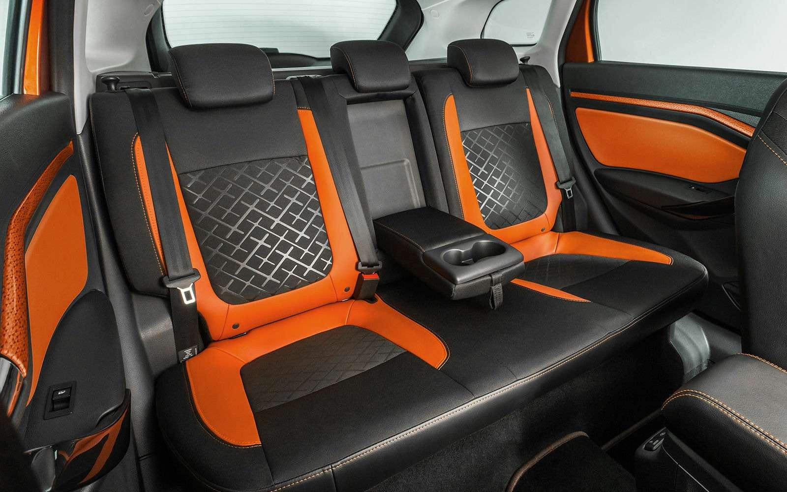 Lada Vesta SWCross итри ееконкурента— фото 807810
