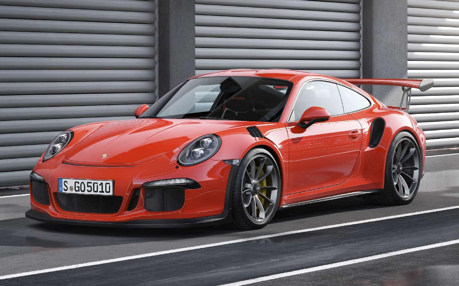 В пятерке самых ярко звучащих Porsche ненашлось места турбонаддуву— фото 708999