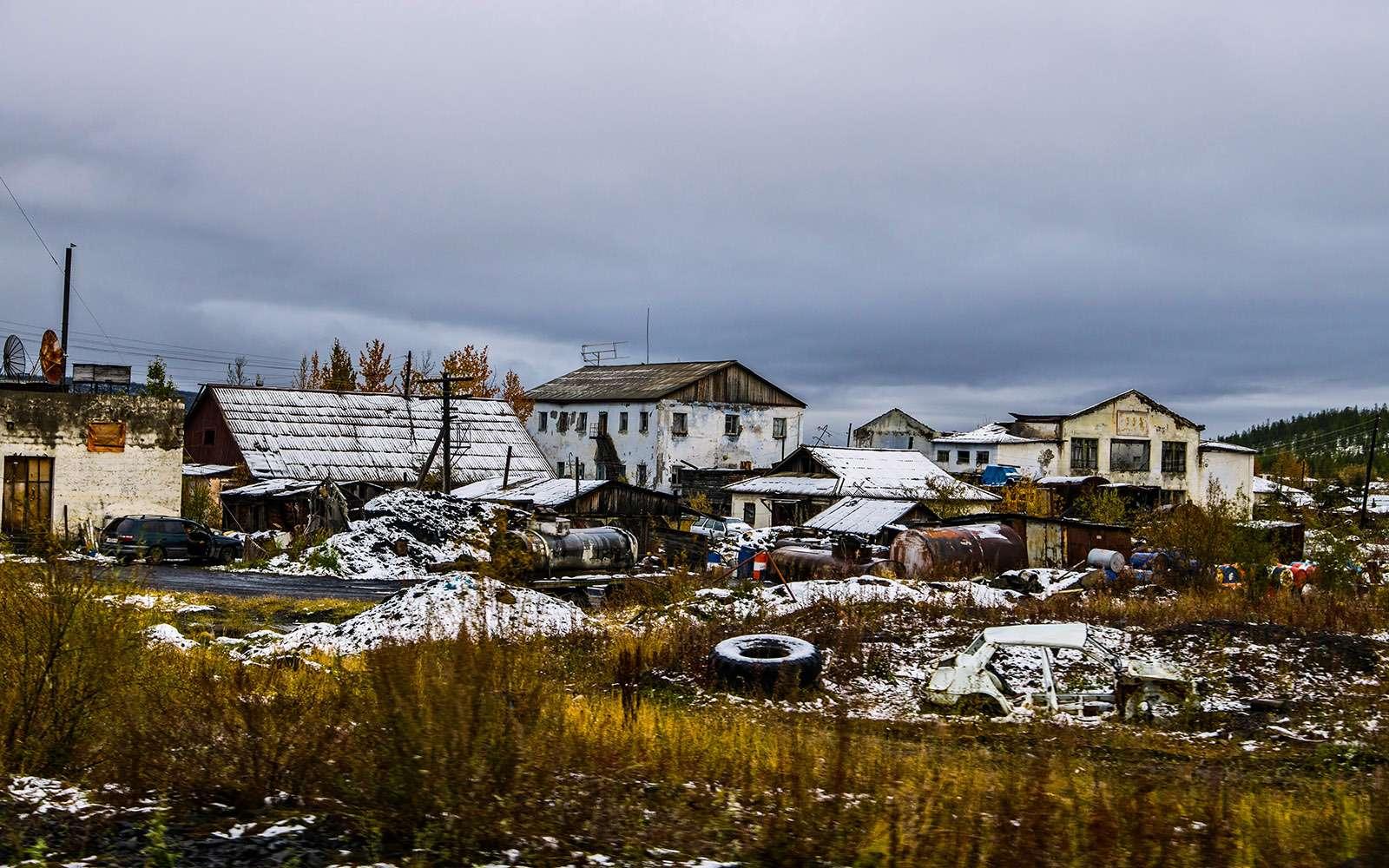 Тряска накостях: ужасы икрасоты трассы «Колыма»— фото 670347