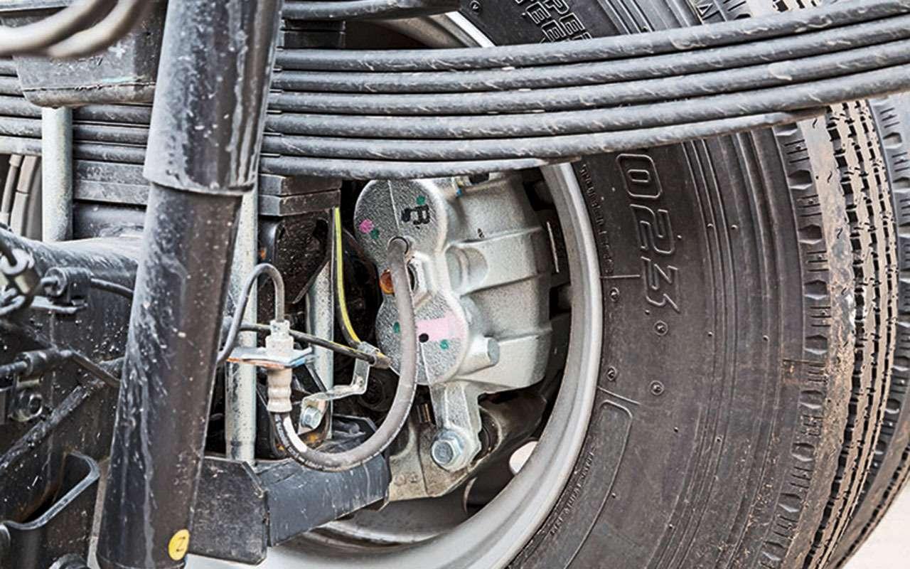 Фургоны-рефрижераторы Hino 300— реальный опыт эксплуатации— фото 1255131