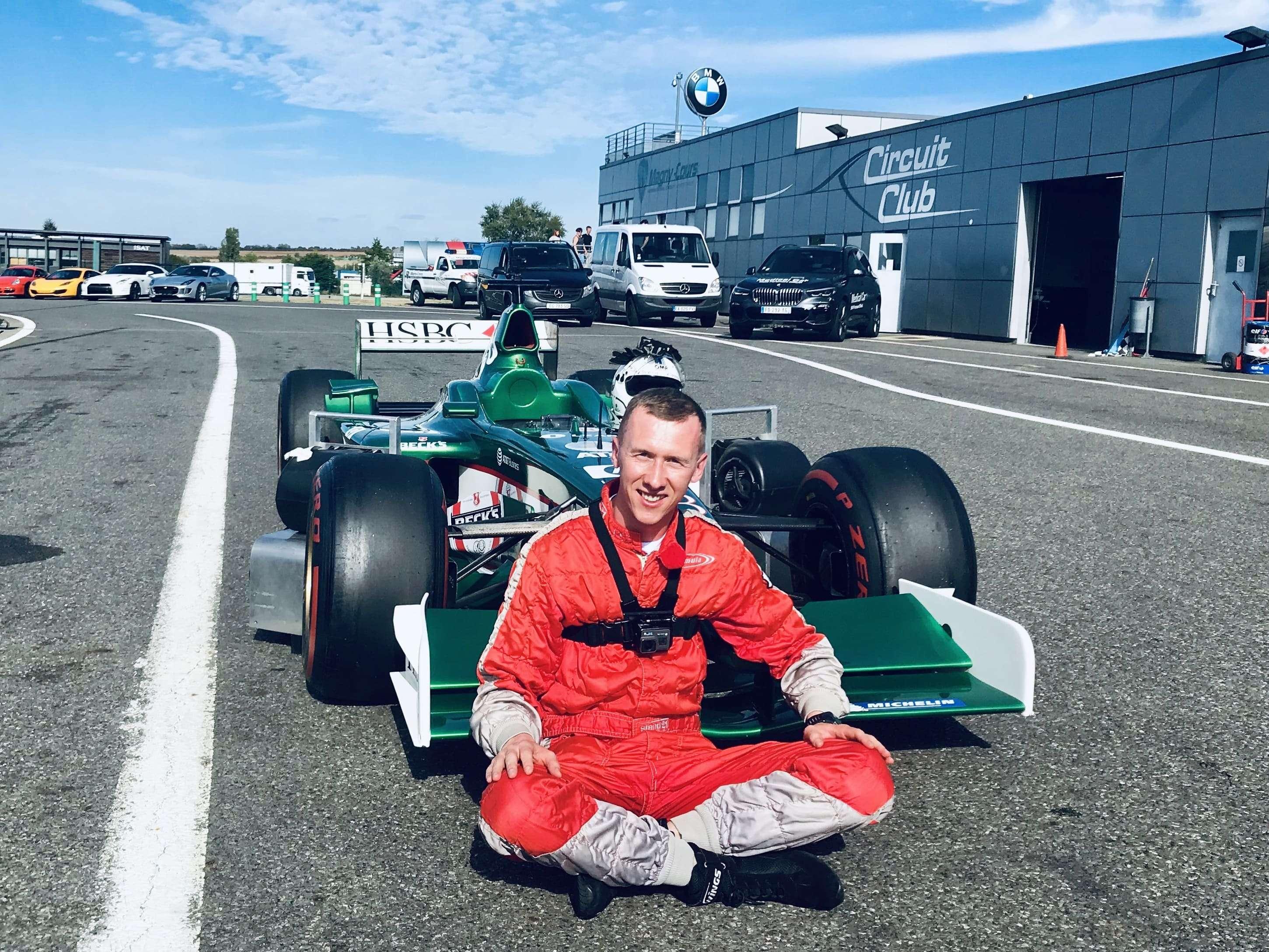 Прокатиться наболиде Формула 1.Как исполнить мечту!— фото 1066145
