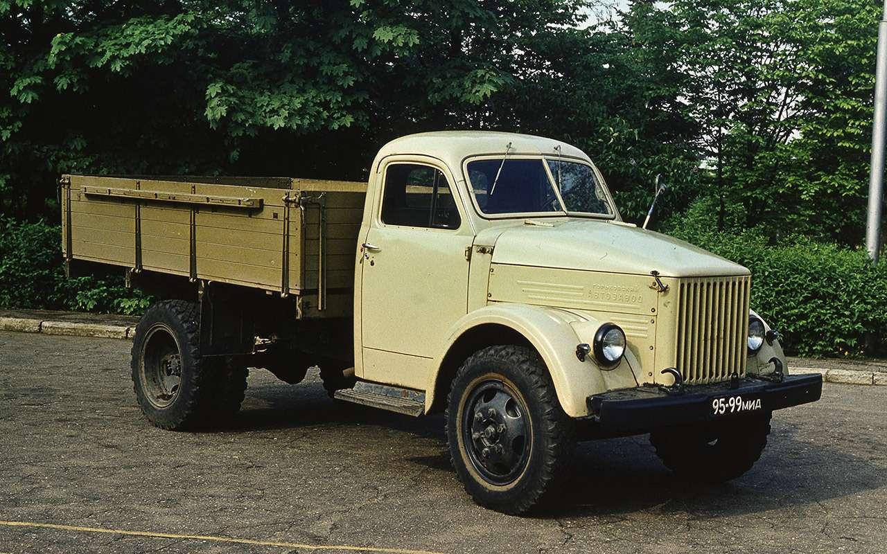 Заслуженный грузовик СССР: сколько внем американского?— фото 1240484
