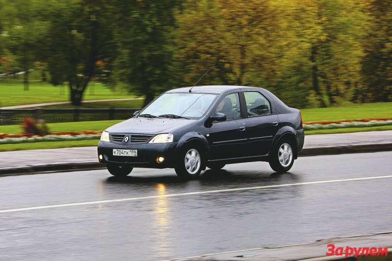 Renault Logan 16V