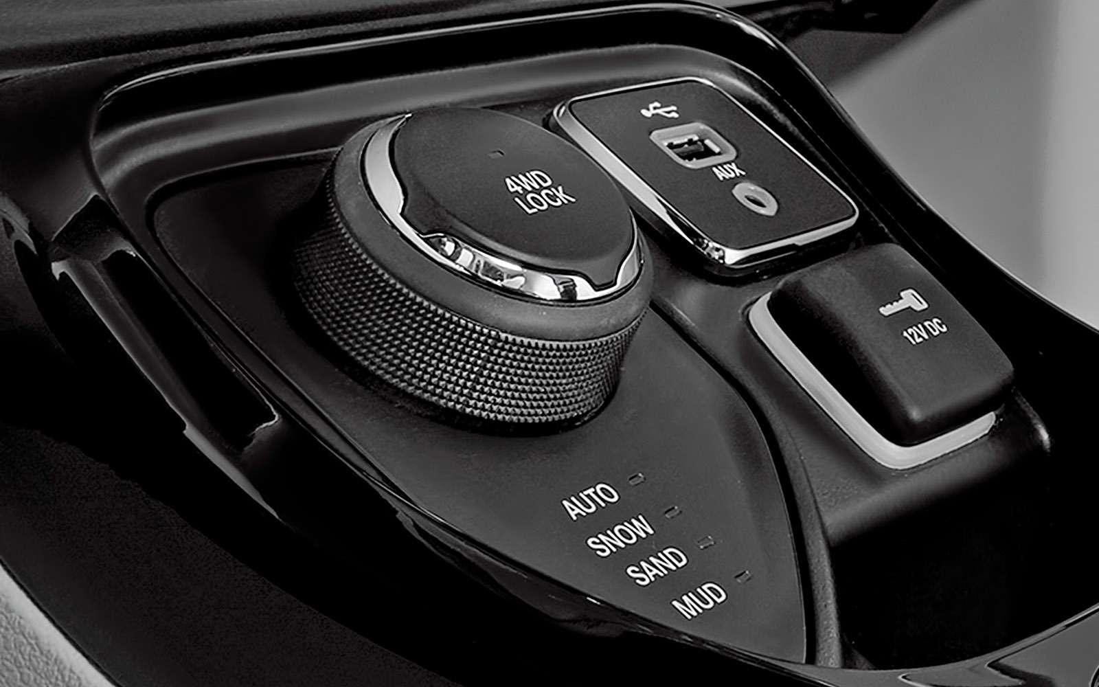 Новый Jeep Compass— тест-драйв ЗР— фото 778106