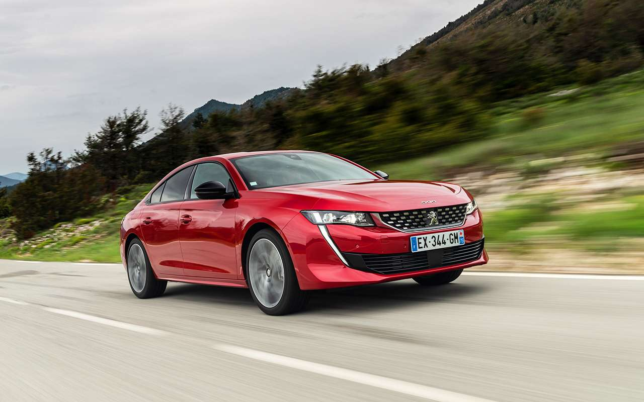 Новый Peugeot 508: онхочет конкурировать снемцами. Ночем?— фото 886338