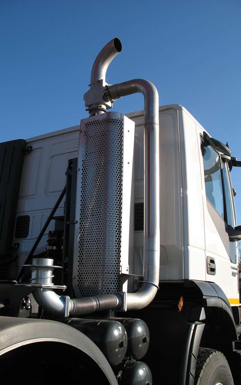 Тяжелые грузовики IVECO Trakker: все особенности— фото 1233434