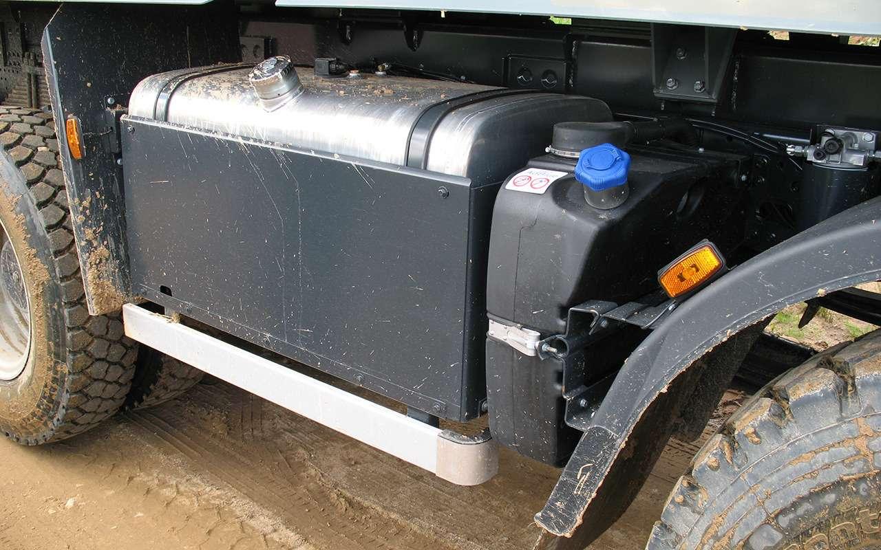 Тяжелые грузовики IVECO Trakker: все особенности— фото 1233419