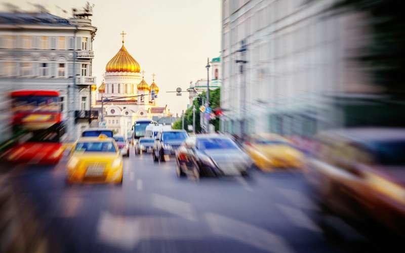 Москва запретит въезд вгород старым автомобилям