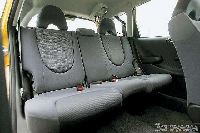 Тест Renault Modus, Peugeot 1007, Honda Jazz. Загадки малых форм— фото 61763