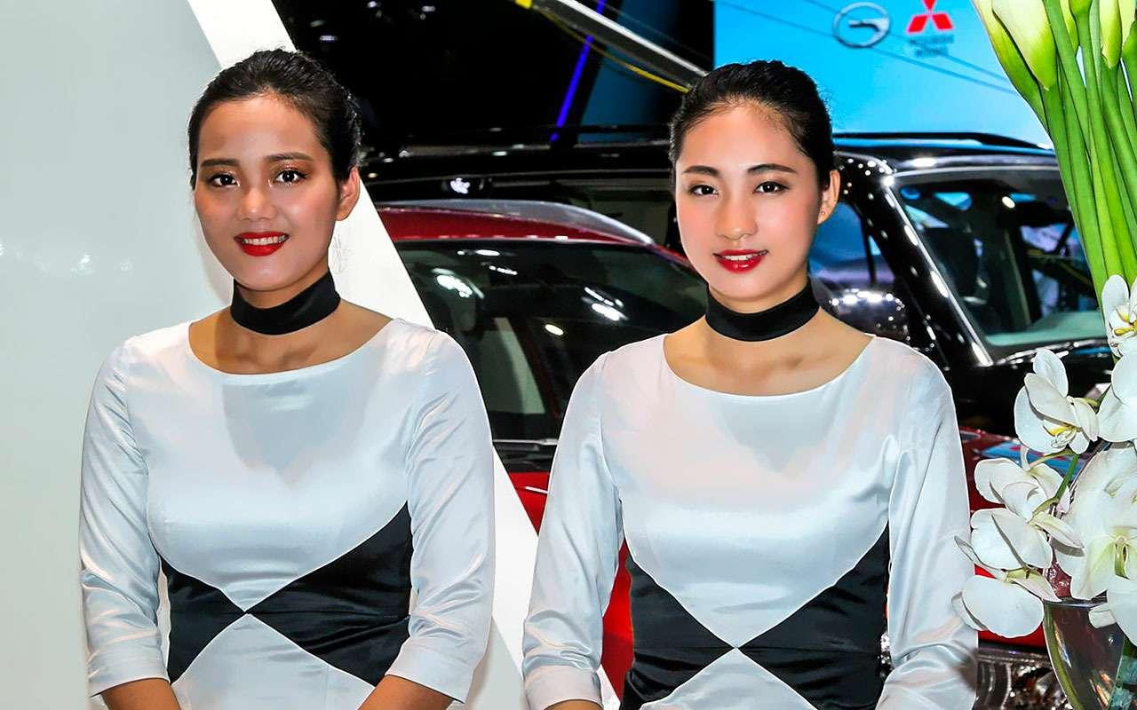 China inYour eyes: цепляющий взгляд девушек Шанхая— фото 739432