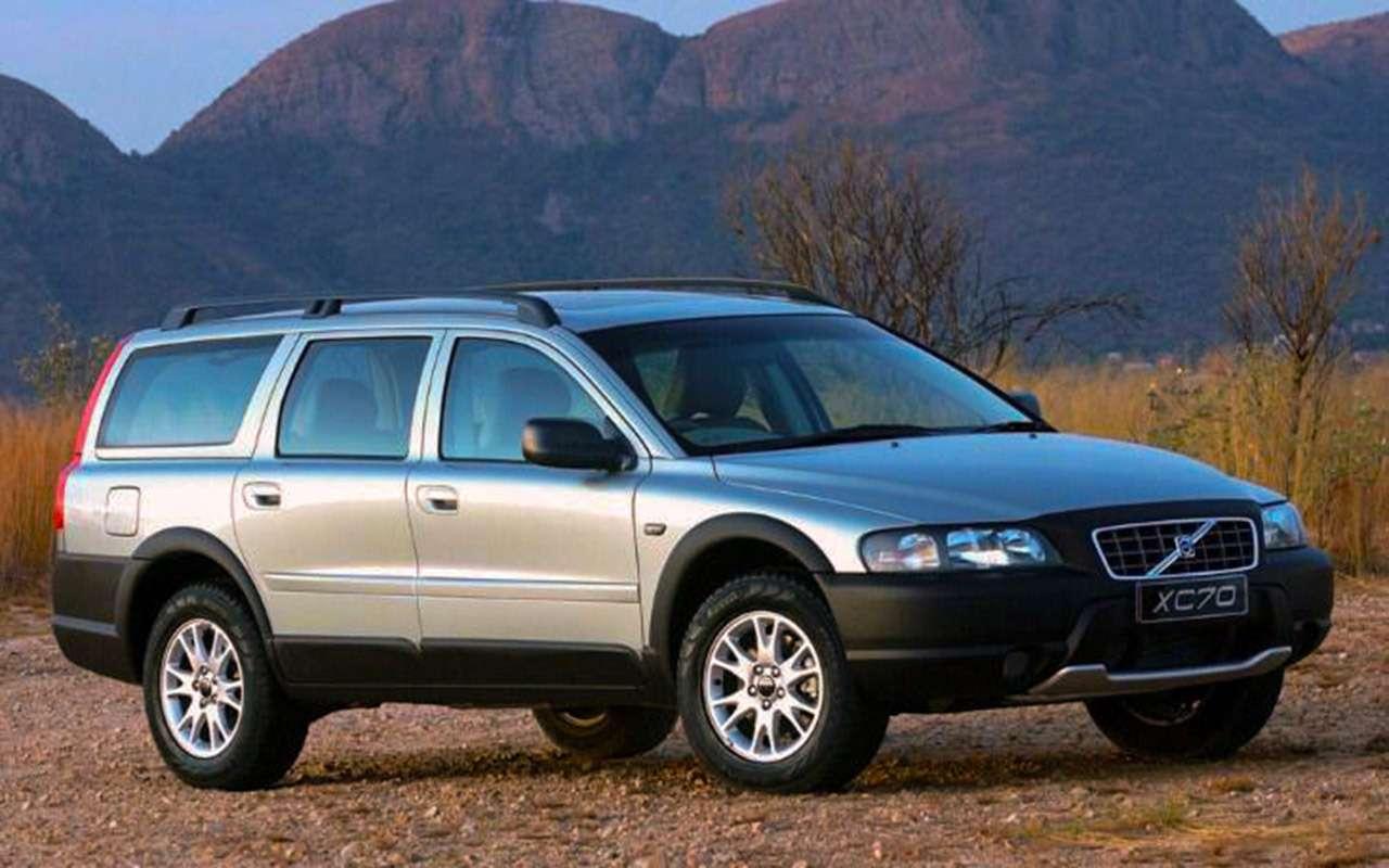 Универсал Volvo V60 Cross Country— тест наснегу ильду— фото 950861