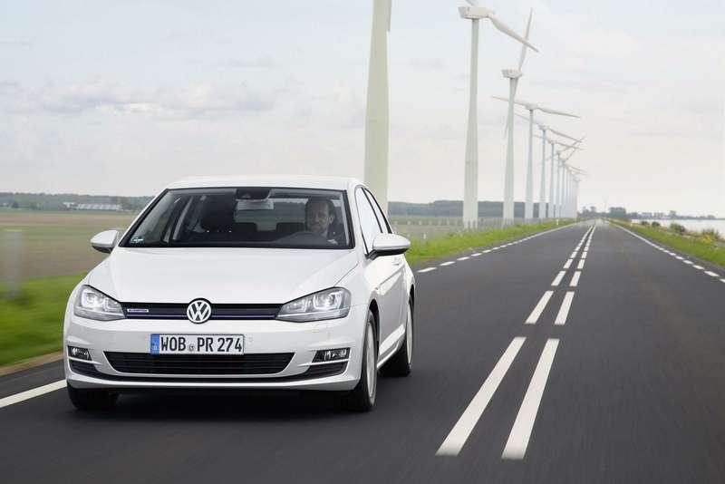 2016 Volkswagen Golf TSI BlueMotion