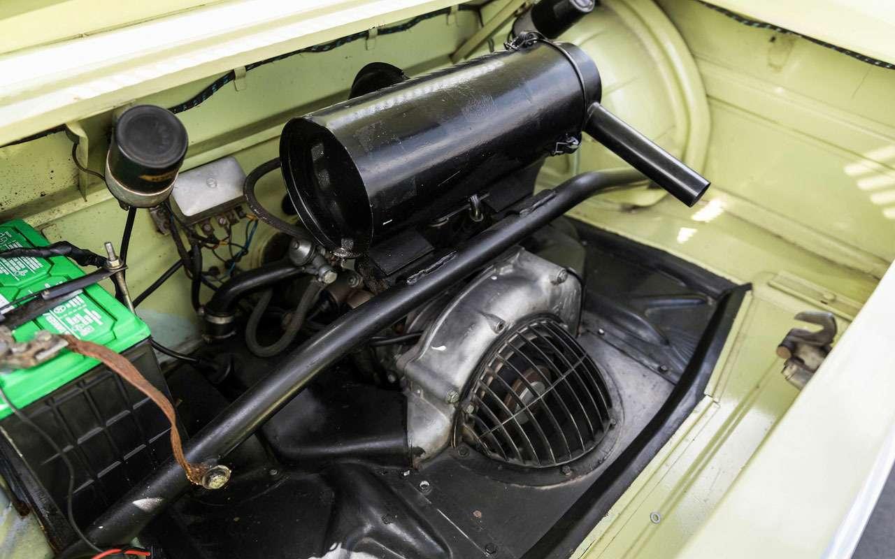 Почему уэтого BMW нет решетки радиатора— фото 1246555