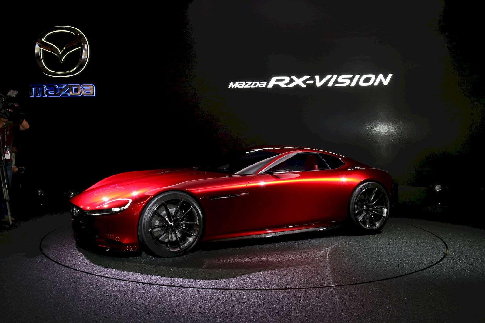 Mazda RX-Vision8888