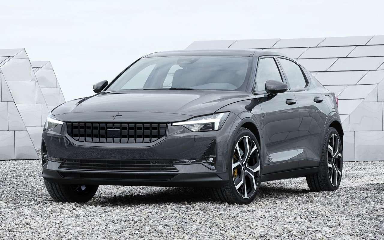 Volvo составит конкуренцию Тесле— фото 953014