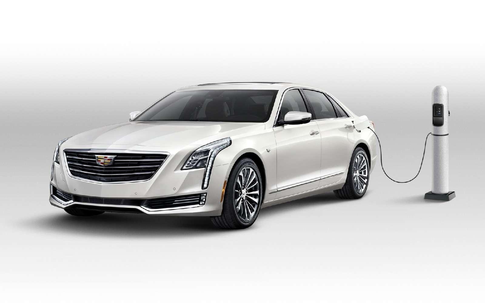 Самый высокотехнологичный Cadillac прибыл вАмерику изКитая— фото 664542