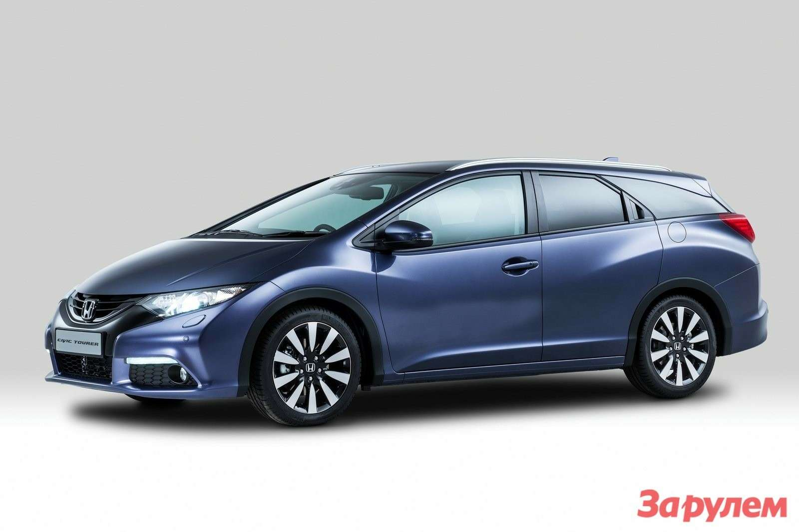Honda Civic Tourer 2014 1600x1200 wallpaper 01