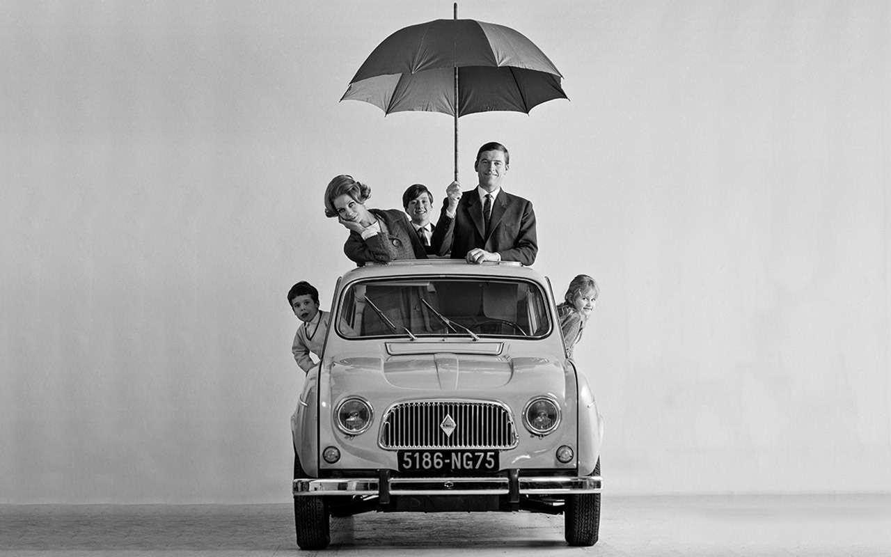Модели Renault— великие инезнакомые— фото 915682