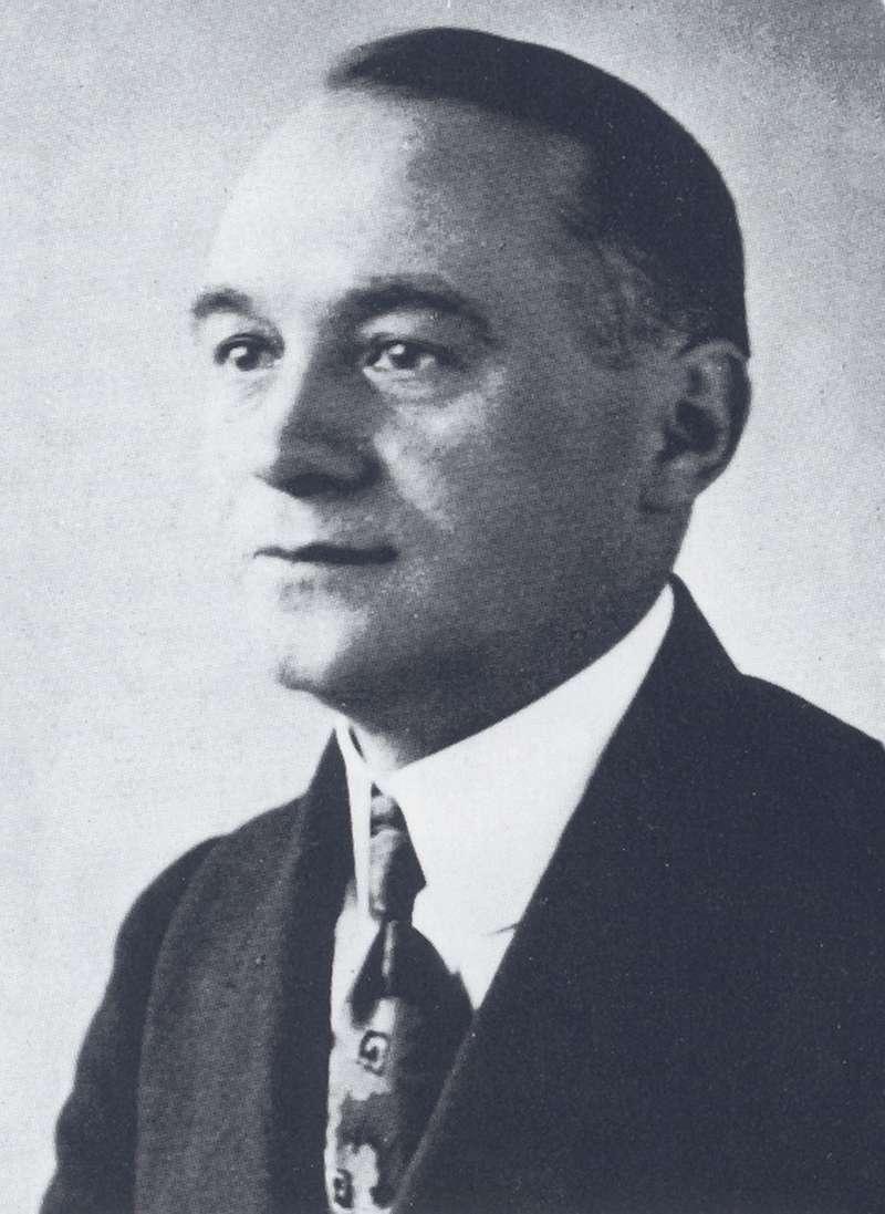 Выдающийся чешский иавстрийский конструктор Ганс Ледвинка (14.2.1878— 2.3.1967гг.)