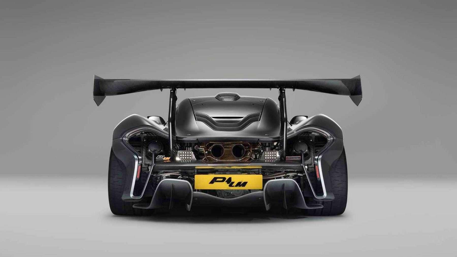 Слава королю: McLaren P1LM— новый чемпион Нюрбургринга— фото 757838